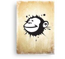 Monkeysplat Canvas Print