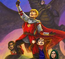 Sh*t Merlin has to deal with by ravefirell