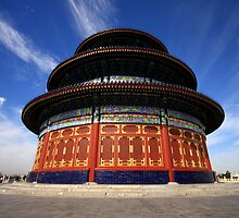 Temple of Heaven by nataliemack
