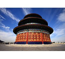 Temple of Heaven Photographic Print