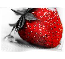 Strawberry SC Poster
