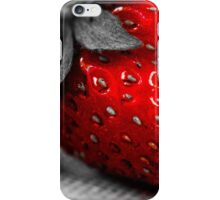 Strawberry SC iPhone Case/Skin