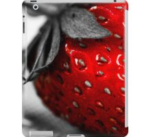 Strawberry SC iPad Case/Skin