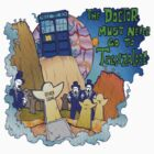 Doctor goes to Trenzalore by Skree