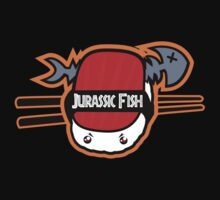 Jurassic Fish by elvencat