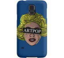 My ARTPOP could mean anything Samsung Galaxy Case/Skin