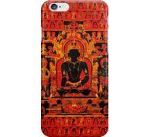Akshobhya Buddha iPhone Case/Skin