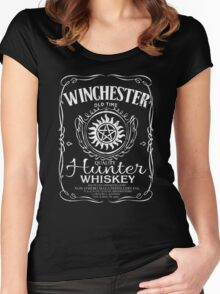 Winchester Whiskey Women's Fitted Scoop T-Shirt