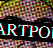 My ARTPOP could mean anything Sticker