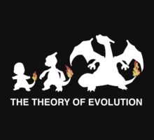 The Theory of Evolution   Unisex T-Shirt
