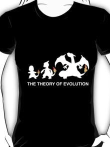 The Theory of Evolution T-Shirt