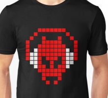 8 Bit Invader, Stereo Invader, Pixel Invader Unisex T-Shirt