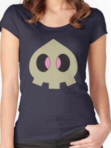 Pokemon - Duskull Women's Fitted Scoop T-Shirt