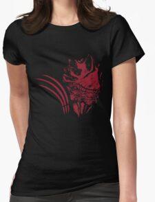 Mass Effect - Wrex Womens Fitted T-Shirt