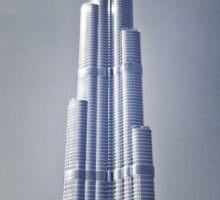 Burj Khalifa Sticker