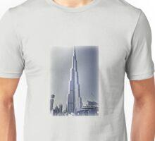 Burj Khalifa Unisex T-Shirt