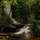 Upper Catawba Falls, North Carolina by James Hoffman