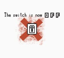 The switch is now off by Ariane Iseger
