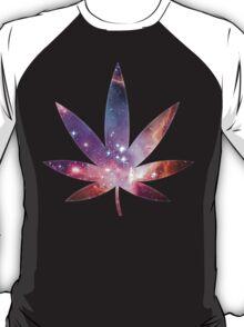 Cosmic Leaf T-Shirt