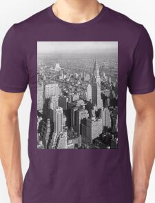 Scraping the Sky Unisex T-Shirt