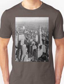 Scraping the Sky Unisex T-Shirt