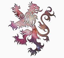 Cosmic Lion by creepyjoe