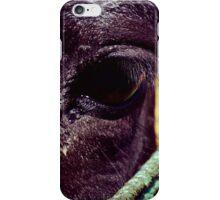 HORSE EYE iPhone Case/Skin