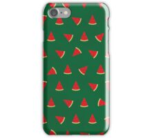 Sweet Watermelon Pictures Pattern iPhone Case/Skin