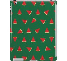 Sweet Watermelon Pictures Pattern iPad Case/Skin