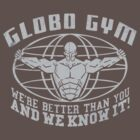 Globo Gym Dodgeball by PFostCSY