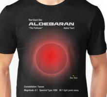 Aldebaran - Red Giant Star Unisex T-Shirt