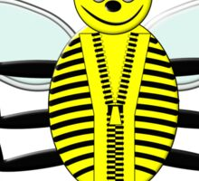 Zip a Bee Doo Dah T-shirt Sticker