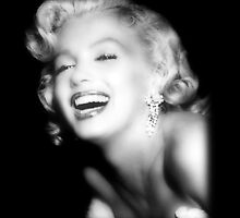 Marilyn Monroe by RusticShiraz
