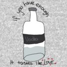 Vodka is Love by Besperr