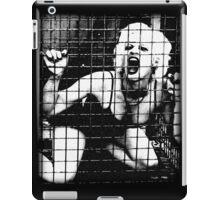 Angry Girl iPad Case/Skin