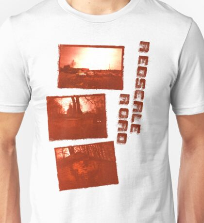 Redscale Road Unisex T-Shirt