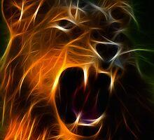 Panthera leo by Taylan Soyturk