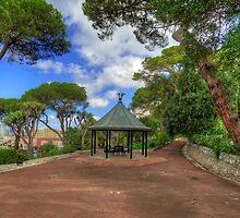 Alameda Gardens Pavillion Gibraltar by manateevoyager