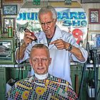 Crew Cut Barber Shop by JoeCoffee64