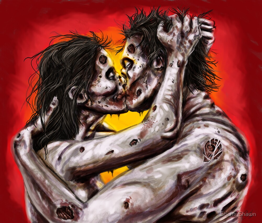 Undying Love by ShantyShawn