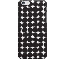 Painted Dots iPhone Case/Skin