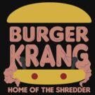 Burger Krang by DevilChimp