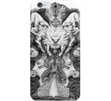 Rage & Fury iPhone Case/Skin