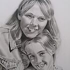 Mother and daughter by lee gordon