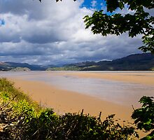 Mawddach Estuary North Wales by mlphoto