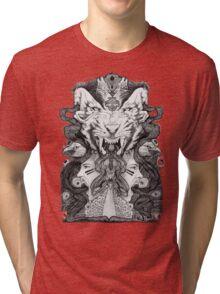 Rage & Fury Tri-blend T-Shirt