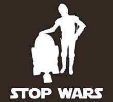 stop wars star wars by RudieSeventyOne