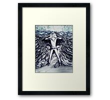 Unfairness of Identity Framed Print