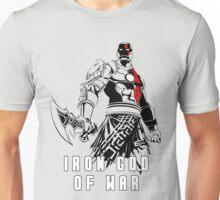 Iron God of War Unisex T-Shirt