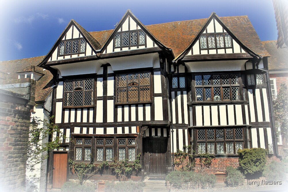 Hartshorne House by larry flewers